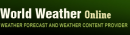 World Weather Online City Search