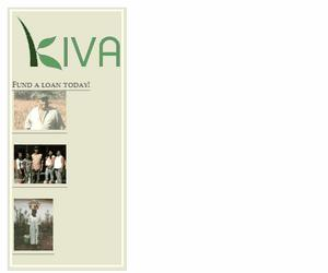 Kiva WordPress Plugin