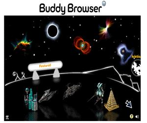 Spore Buddy Browser
