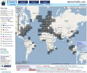 MarineTraffic.com: Live Ships Map