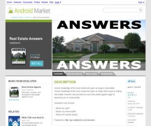 Real Estate Answers for Android