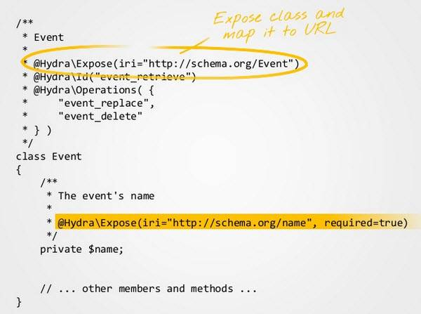 Expose class map to URL with PHP and Symphony2