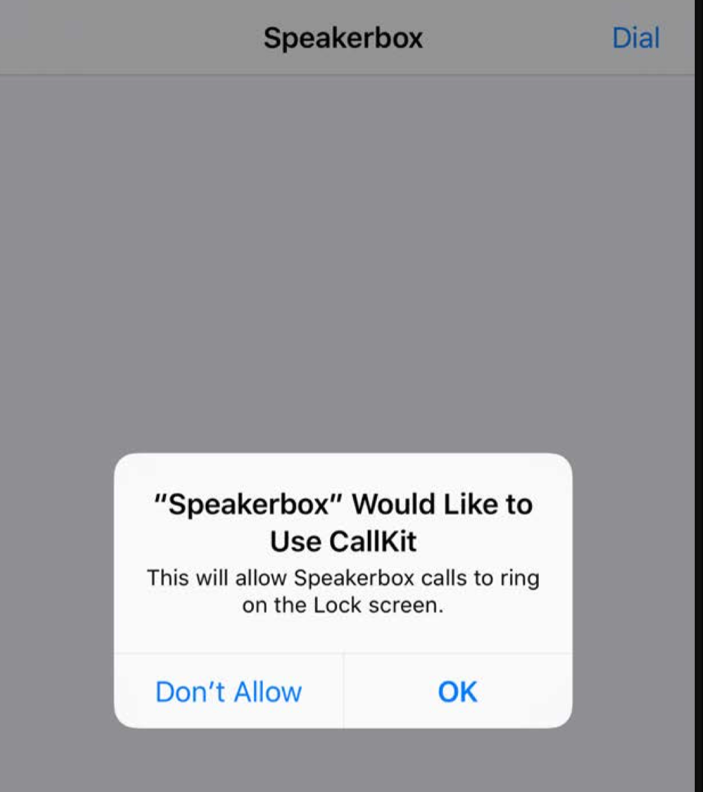 iOS 10 Series: Creating VoIP Apps with CallKit | ProgrammableWeb
