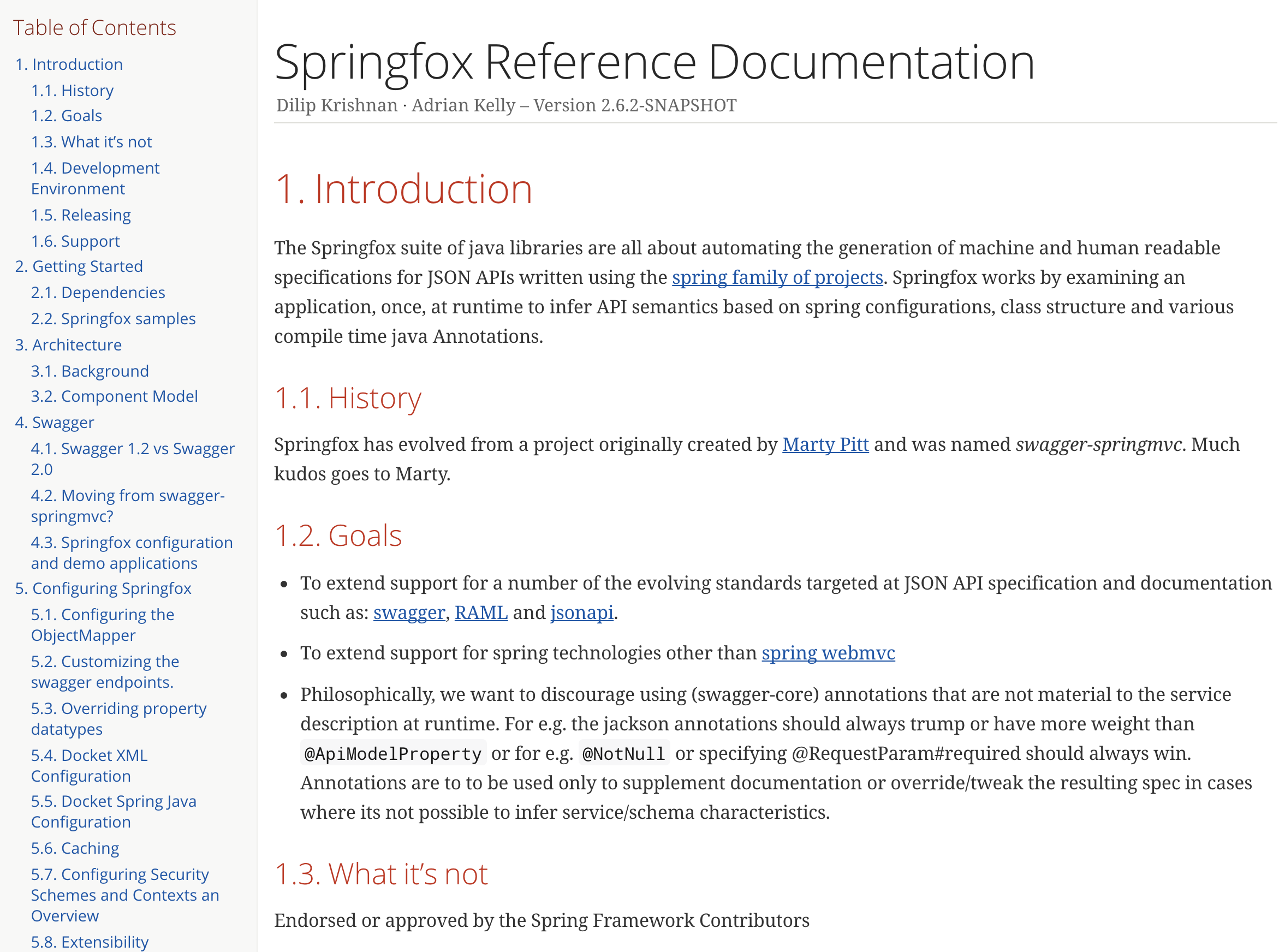 Best practices and tools for documenting apis programmableweb spring is a popular application framework for building applications in java and as part of the ecosystem springfox has been created as an open source tool malvernweather Images