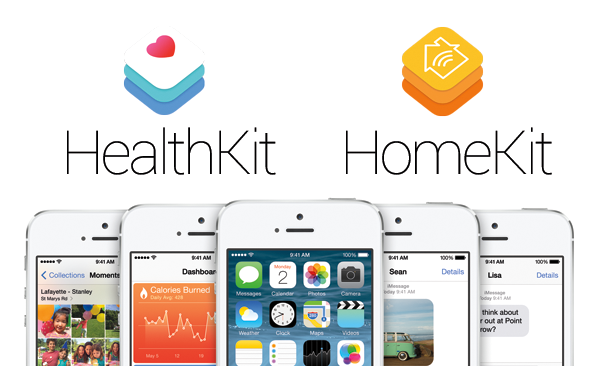 Mobile apis that rocked in 2014 apple pay healthkit for Apple homekit bticino