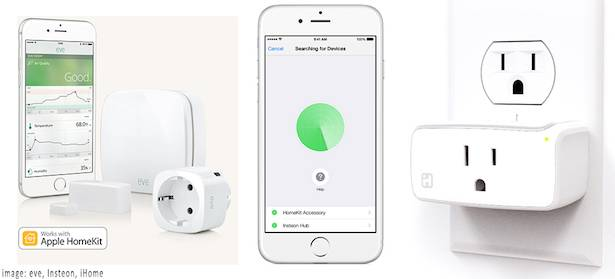 Apple homekit connected home devices debut programmableweb for Apple homekit bticino