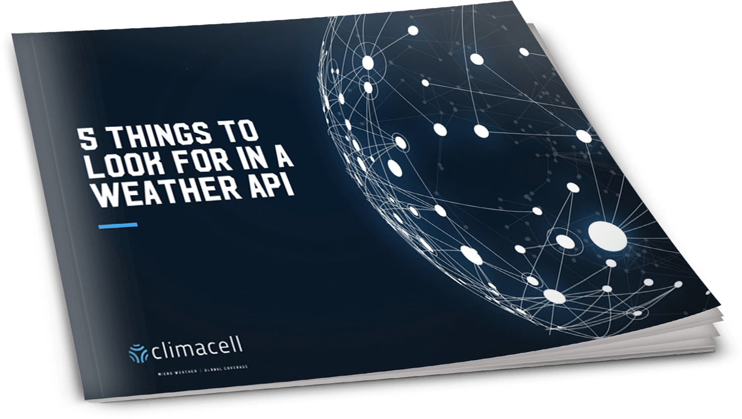 5 Things to Look for in a Weather API guide
