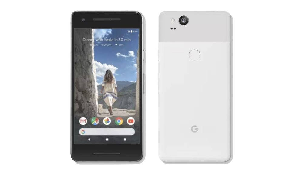 Google's new Pixel 2 and Pixel 2 Phones Are Ugly