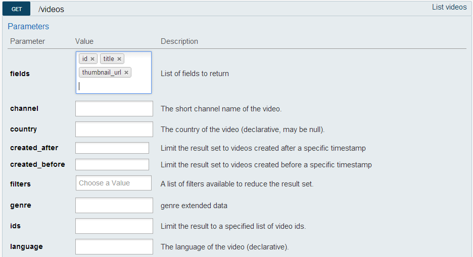 How To Use Dailymotion API to Leverage Video Search