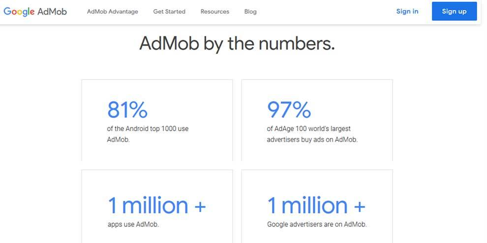 AdMob simplifies earning revenue with in-app ads