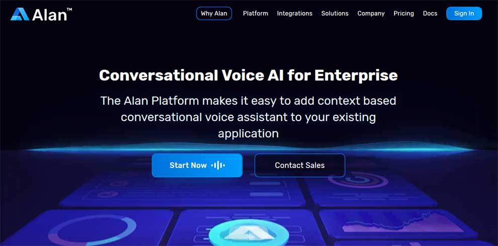 Add conversational chat functions to applications with Alan AI API