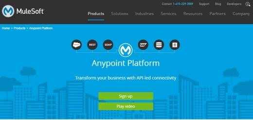 Latest Release of MuleSoft Anypoint Platform Features Cloud-Based