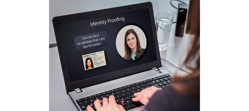 BioID API compares 2 live facial images against a photo ID