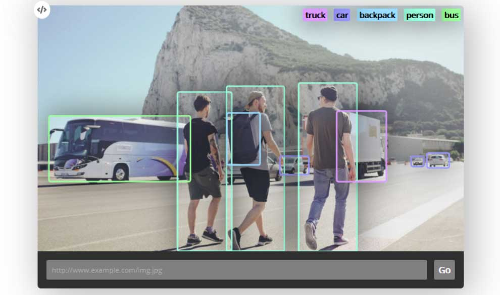 Ciliar API can recognize images from video and images