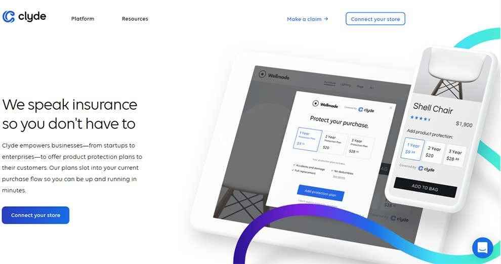 Clyde offers insurance marketplace APIs