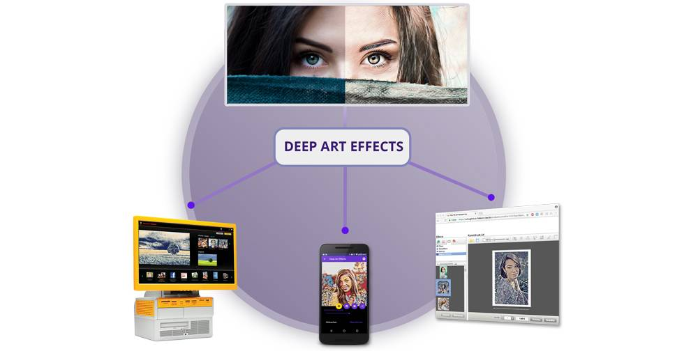 Deep Art Effects Style Transfer API