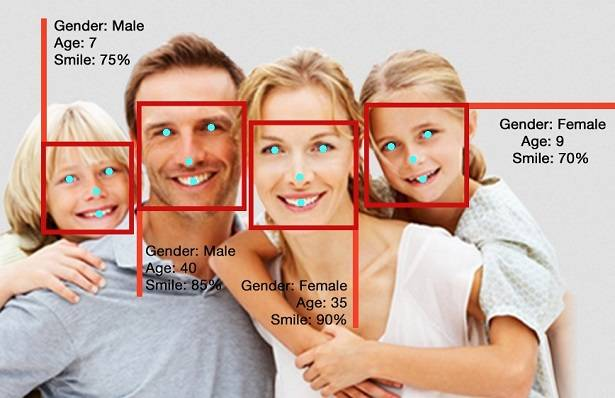Divit Face face recognition software has an API