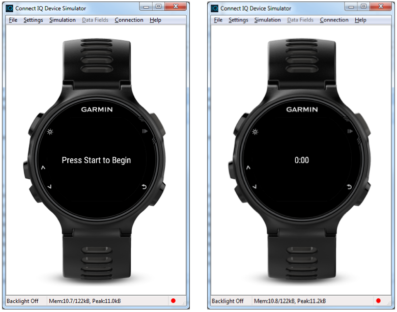 How to Design a Device UI with Garmin Connect IQ