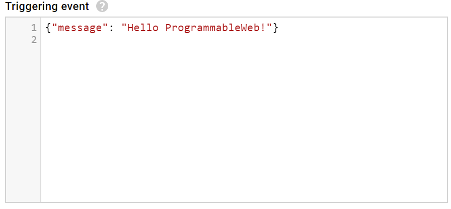 Getting Started with Google Cloud Functions | ProgrammableWeb