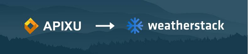The weatherstack API is a newly enhanced version of APIXU, a trusted weather forecast API