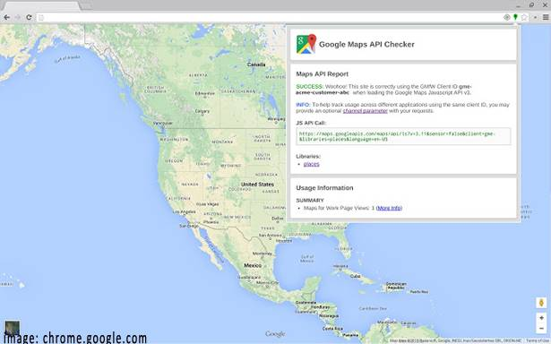 Google Maps API Checker Uncovers Mapping API Problems | ProgrammableWeb