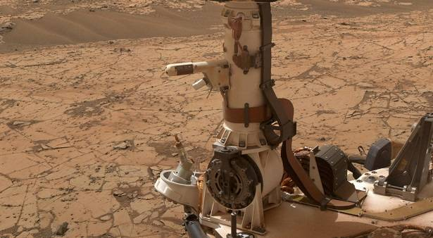 API provides weather data from Mars Curiosity Rover
