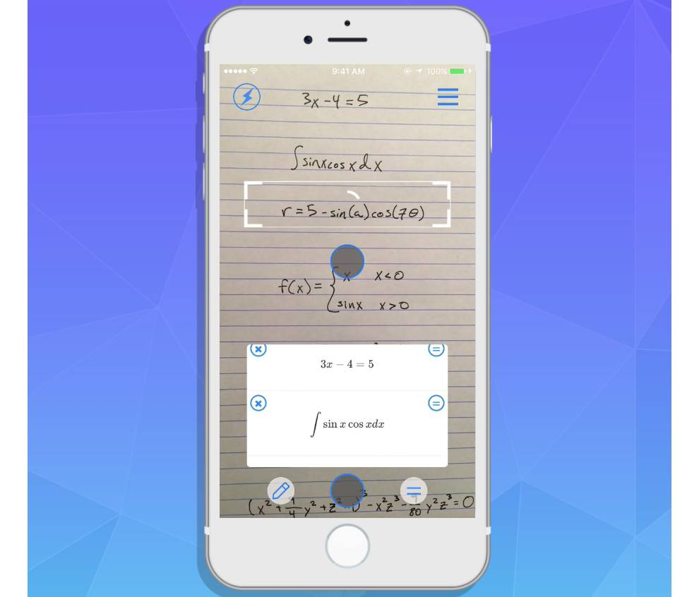 Mathpix API can enable apps to solve math and calculus problems