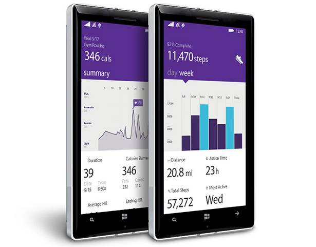 Microsoft Health provides users with health and fitness data and Cloud API