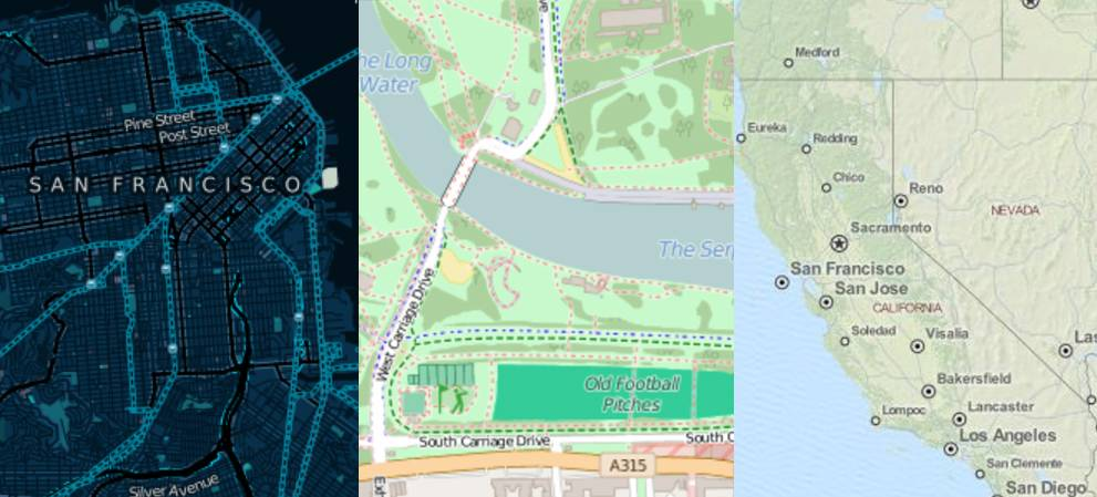 3 Open Source Alternatives to Using the Google Maps API
