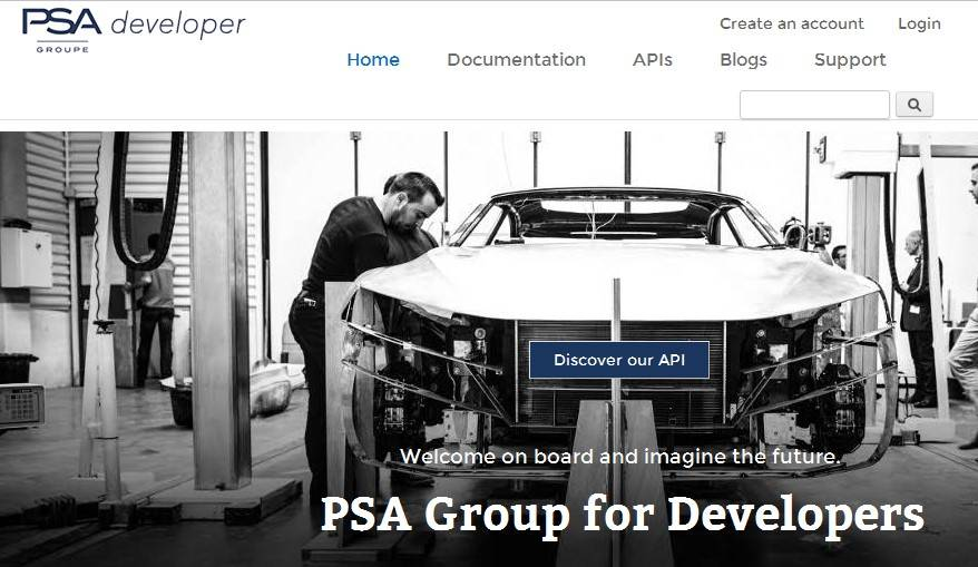 Developers can build apps for Peugeot and other PSA Group autos with this API