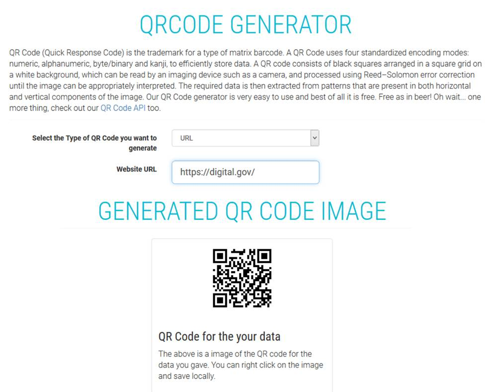 Fun Generators API lets developers create QR codes