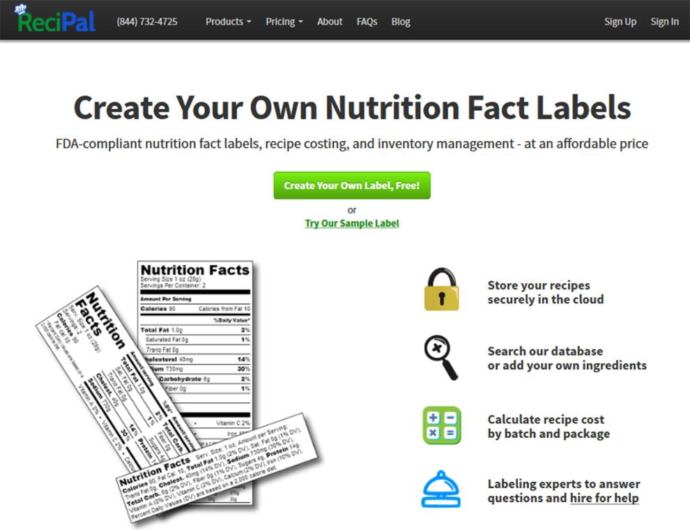 7 Top Nutrition APIs | ProgrammableWeb