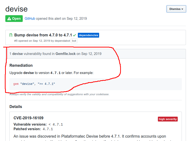 What's even more fascinating is that Github already provides us with the followng solution: