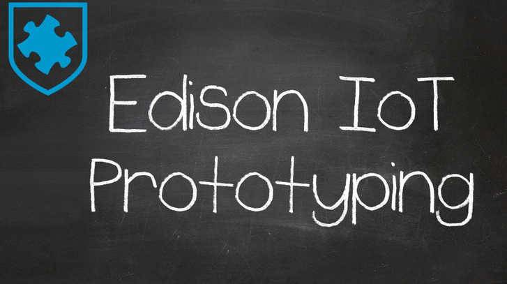 Building an IoT Prototype With Intel's Edison Compute Module