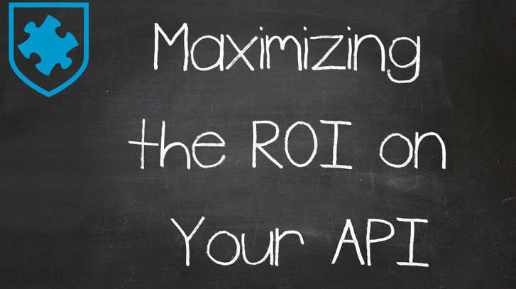 Maximizing the ROI on Your API