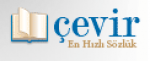 Cevir Turkish-English Dictionary