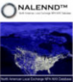 NALENND Basic NPA NXX Validation