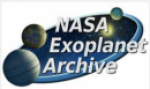 Nasa Exoplanet Archive