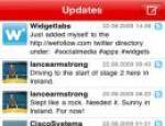 Vodafone Update App for BlackBerry or iPhone