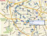 GeoURL Yahoo Mapping