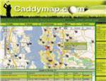 CaddyMap with MapQuest