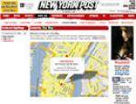 New York Post Star Map