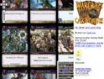 Google Maps to Browse Warcraft Cards