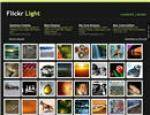 Flickr Lightbox Slideshow
