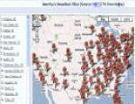 Weather Forecasts for 100 Hot Cities