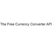 The Free Currency Converter API | ProgrammableWeb
