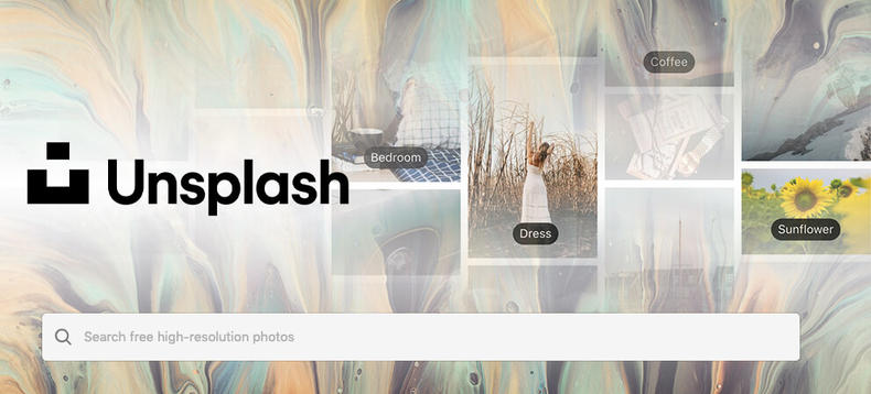 Unsplash Open Sources its Image Library