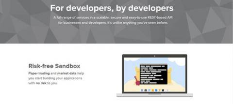 Tradier Developer Sandbox