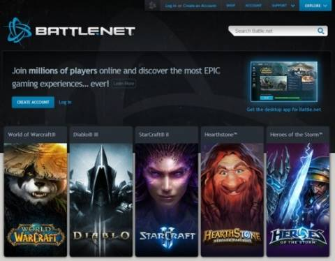 Blizzard Entertainment Launches New Battle net API Site and OAuth