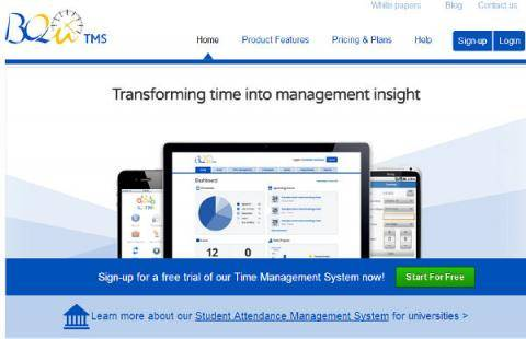 students attendance management system My institution does not monitor student attendance that is my job however, we  have adopted blackboard as our course-management system.